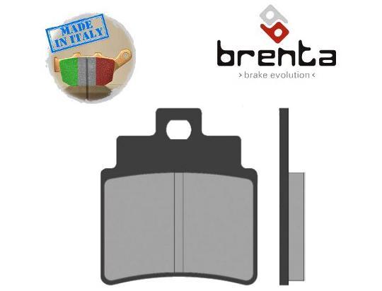Masai A (Quad) 300cc 05-07 Brzdové destičky Brenta standard (GG) -  zadní