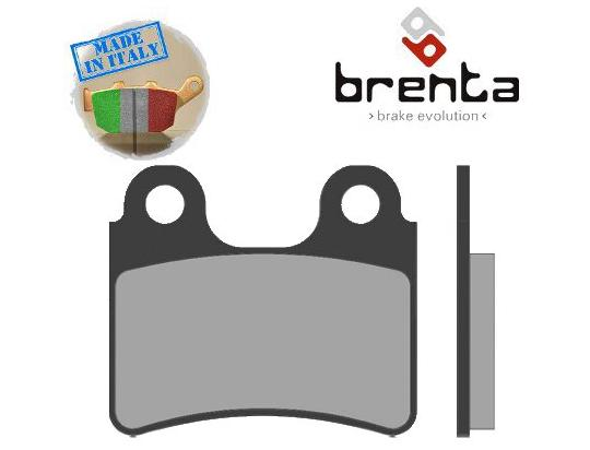 Beta EVO 250 4T 12 Pads Front Brenta Standard (GG Type)