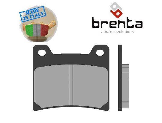 Yamaha TRX 850 96 Pads Rear Brenta Standard (GG Type)