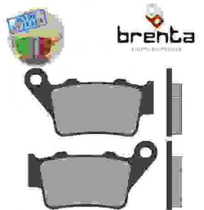 VOR SM-E 530 (530cc) 03-04 Brake Pads Rear Brenta Standard (GG Type)