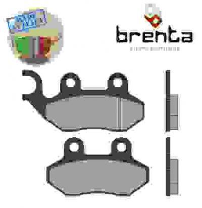 Sym Allo 150 13-15 Pastiglie Freno Brenta Organiche (Tipo GG)