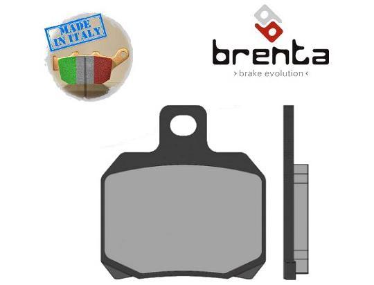 Moto Morini Scrambler 1200 10 Задние колодки Brenta Sintered (металлизированные) — тип HH