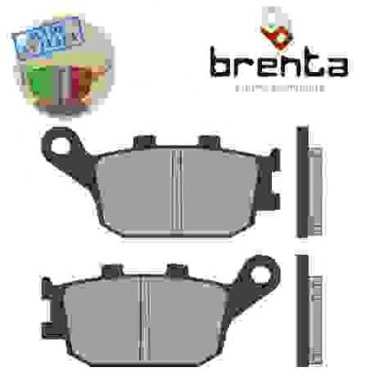 Suzuki GSF 650 L2 Bandit 12 Brake Pads Rear Brenta Sintered (HH Type)