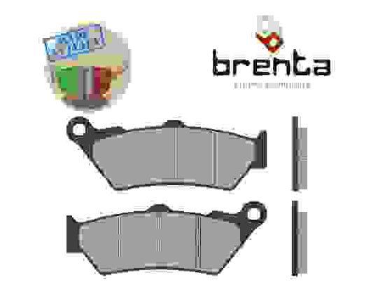 Moto Morini Granpasso 1200 08-09 Brzdové destičky Brenta sintrované (HH) - přední