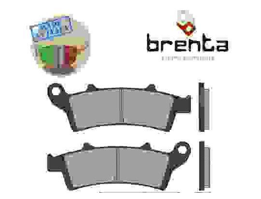 Aprilia Atlantic Sprint 400 (Marzocchi Forks) 04-08 Pads Front Brenta Sintered (HH Type)