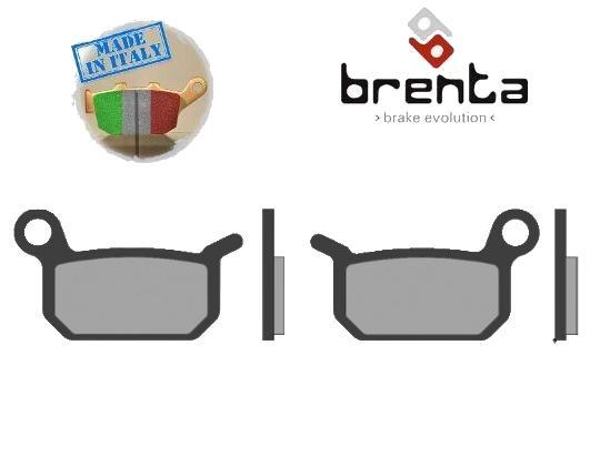 LEM RX 2 06-10 Brzdové destičky Brenta standard (GG) -  zadní