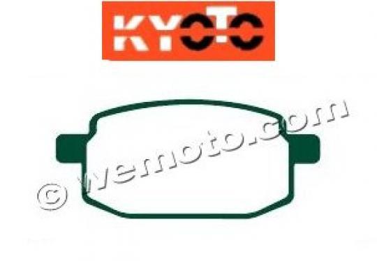 FYM/X-Sport CR 110/110 ESR 06-07 Brzdové destičky Kyoto standard (GG) - přední