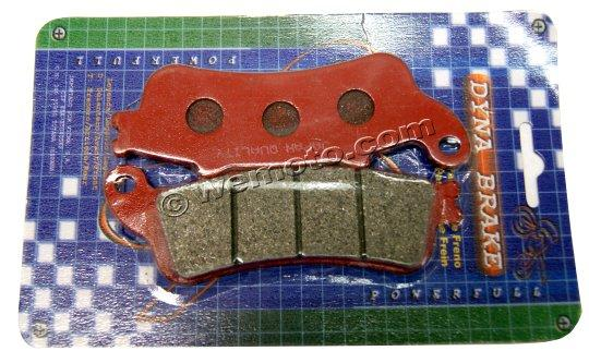 Brake Pads Pattern as VD165/2,VD165/3,FA261,FDB2073,SBS721,SBS722