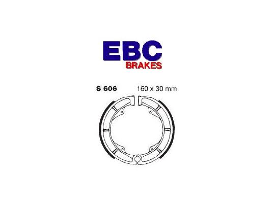 Suzuki GS 450 EE/EF 82-83 Brake Shoes Rear EBC Standard