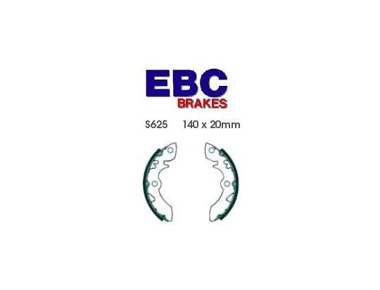 Suzuki LT 250 EFF 85 Brake Shoes Front EBC Standard