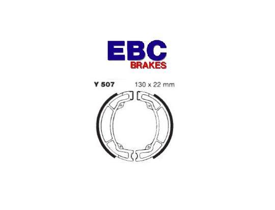 EBC Brake Shoes Y507