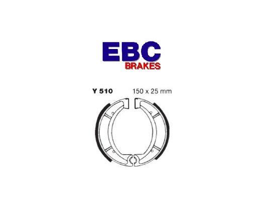 EBC Brake Shoes Y510