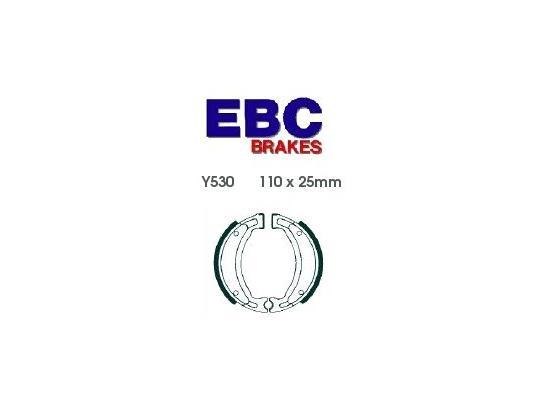 Yamaha T 90 D 4NM8/UB02J 00-08 Brake Shoes Rear EBC Standard