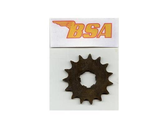 BSA Bantam D1 125 Plunger frame 53-56 Pignon Sortie de Boite - Standard - Adaptable - (Controlez la longeur de la châine