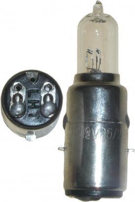 Sym XS 125 K 14 Žárovka hlavního světlometu - halogenová