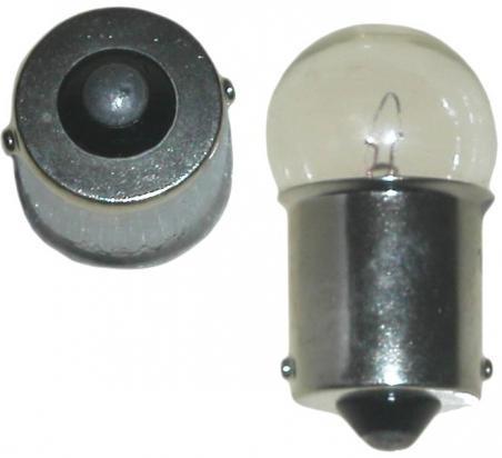 Indicator Bulb BA15 6V 15W