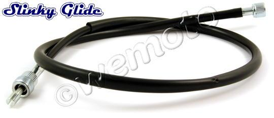 Suzuki GP 100 C Disk Brake 78-80 Speedo Cable by Slinky Glide