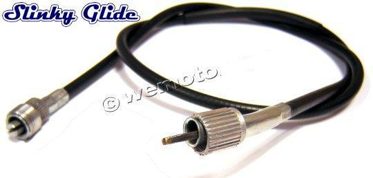 Suzuki GN 400 TT 80 Speedo Cable by Slinky Glide