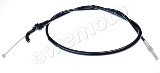 Kawasaki KLE 500 A1 91 Throttle Cable A (Pull) Genuine Manufacturer Part (OEM)