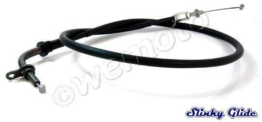 Suzuki GSF 600 Y/K1/K2/K3 Bandit 00-03 Throttle Cable A (Pull) by Slinky Glide
