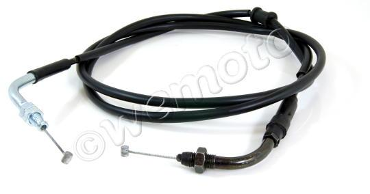 Honda SES 125-3 Dylan 03 Throttle Cable A (Pull) - Slinky Glide