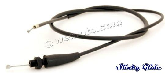 Honda XR 80 Z/A/B/C 79-82 Throttle Cable A (Pull) - Slinky Glide