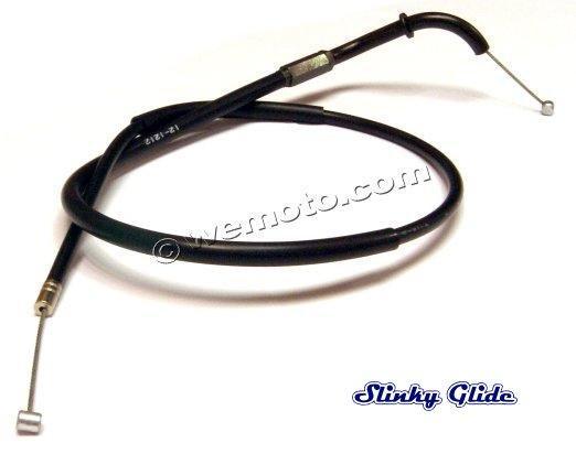 Kawasaki Z 400 FII (ZX 400 C2/C3) 85-87 Cable Acelerador A (Pull/Abrir) - Slinky Glide