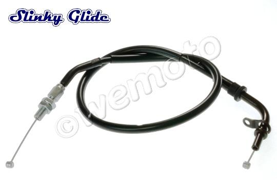 Suzuki TL 1000 SK1 01-02 Throttle Cable A (Pull) by Slinky Glide