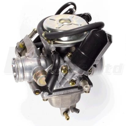 Pulse Lightspeed 125 HT125T-25 09 Carburateur