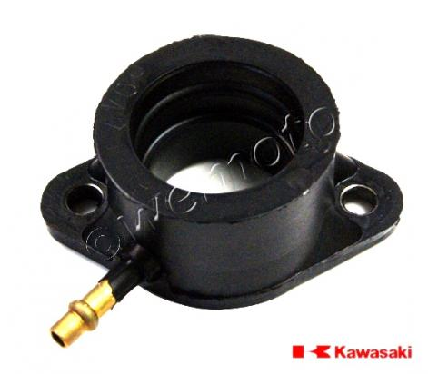 Kawasaki Z 650 (KZ 650 B1) 76-77 Inlet Manifold Connecting Rubbers Right