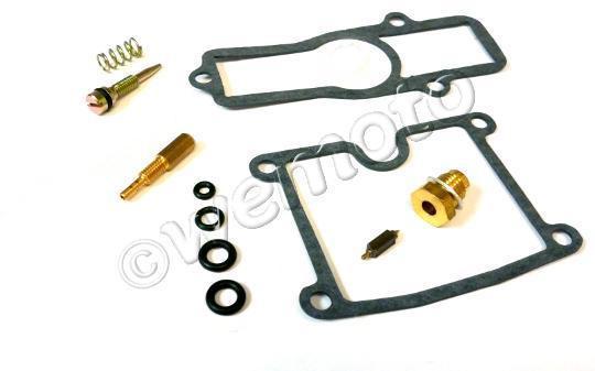 Kawasaki Z 550 (KZ 550 A2) 81 Carburettor Complete Repair Kit