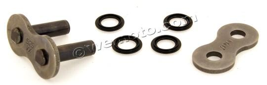 Aprilia Dorsoduro 750 09 Chain DID VX Heavy Duty X-Ring Black Rivet Link