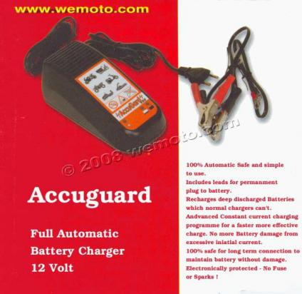 Battery Charger Accuguard 900 Automated Charger