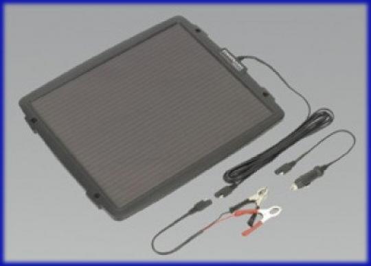 Battery Charger - Sealey SPP03 Solar Power Panel 12V/4.8W