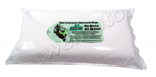 Bike Cleaner - Rock Oil High Performance Motorcycle Wipes
