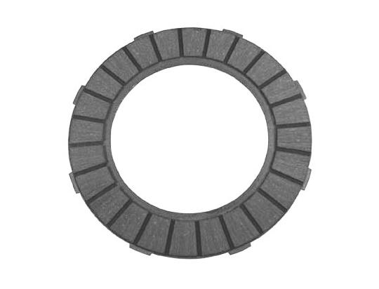Clutch Friction Plate BSA A50, A65 / Triumph 350,500,650,750 Twins