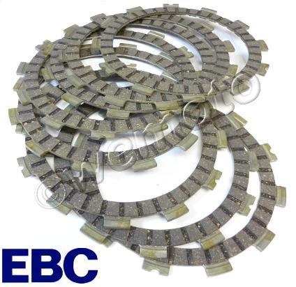 Suzuki GSF 600 S/T/V Bandit - GN77A 95-97 Clutch Friction Plate Set - EBC