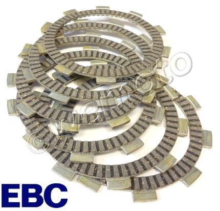 Aprilia AF1 125 Futura 90-93 Clutch Friction Plate Set - EBC