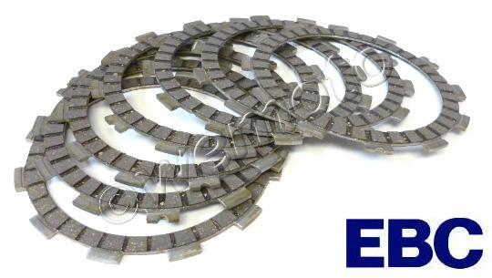 Suzuki VL 800 L3 (C 800 Intruder) 13 Clutch Friction Plate Set - EBC
