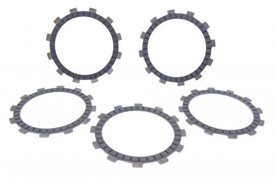 Suzuki TS 125 ERT/ERX 80-81 Clutch Friction Plate Set - EBC