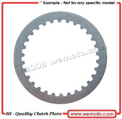 Kawasaki Z 250 A3 81 Clutch Steel Plate (Single)