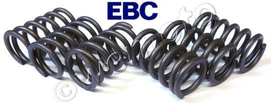 Honda XR 100 R 1/2/3 01-03 Clutch Spring Set - EBC Heavy Duty