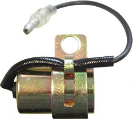 Kawasaki KL 250 C2 84 Condensatore Accensione