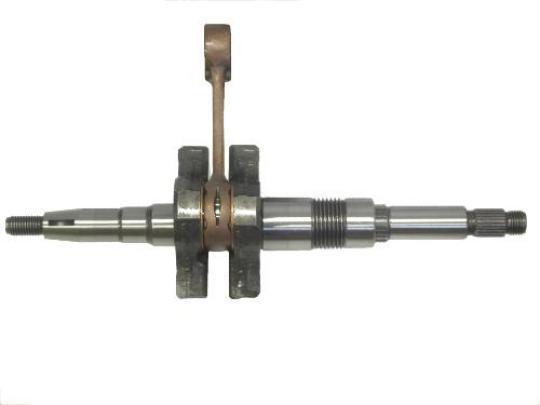Suzuki UX 50 WX/WY Zillion 99-02 Crankshaft Assembly