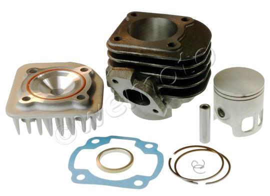Yamaha CS 50 P/R Jog R (AC) 02-04 Barrel and Piston - Big Bore Kit