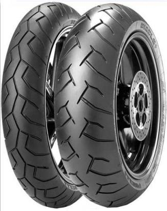 Pirelli Diablo Pair Front 120/60ZR17 Rear 180/55ZR17