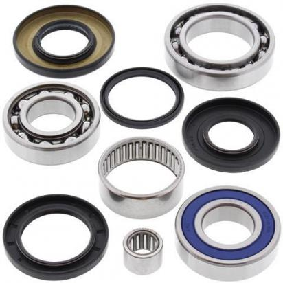 Suzuki LT-Z 250 K9 Quadsport 09 Differential Bearing Kit - Rear
