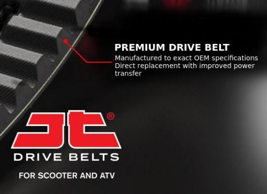 Aprilia Scarabeo 100 4T 13 Drive Belt JT Premium