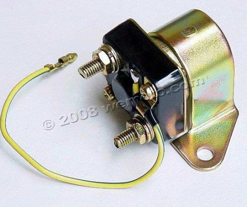 Starter Solenoid Relay 12V Suzuki GS Early
