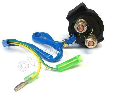 Honda CD 125 T  Benly (6 Volt) 78-79 Starter Solenoid / Relay